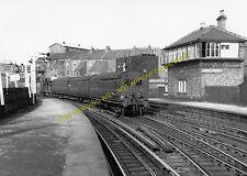 South Shields Railway Station Photo. Tyne Dock, East Boldon and Sunderland. (3)