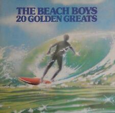 The Beach Boys - 20 Golden Greats (CD 1990 Capitol) 20 Songs - VG++ 9/10
