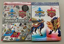 Pokemon Schwert und Schild offizielles Lösungsbuch Pokedex für die Galar-Region