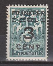 Suriname 130 MNH PF Brandkast zegel 1927