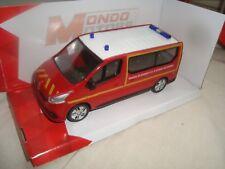 Mondo Motors Merchandising Utility Van Security Francia 1 43 (assortimento)