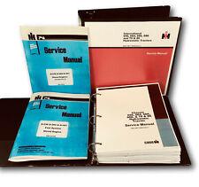 New ListingFarmall International 656 Diesel Tractors Service Manual Set Repair Shop Book Ih