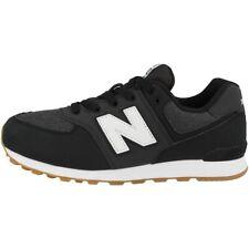 New Balance GC 574 DMK Schuhe Kinder Sneaker Turnschuhe black white GC574DMK