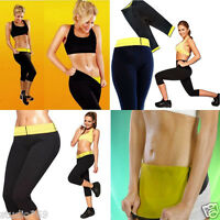 WOMENS TRAINING TROUSERS ACTIVE ANTI CELLULITE SLIM LADIES PANTS  SIZE 8 12