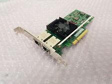Dell Intel X540-T2 10GbE Dual Port Server Adapter RJ45 X540T2 0YC5T9 YC5T9 FH