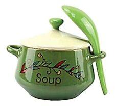 Ceramic Floral Serving Bowls