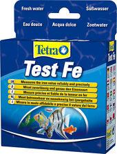 ACQUARIO Tetra Test Fe * Tetra Test Fe (10ml + 16,5 g) Acqua Fresca * misure FERRO