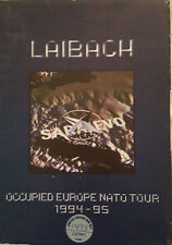 *ON SALE*LAIBACH - RARE LTD. ED. OCCUPIED EUROPE NATO TOUR BOX SET - GREAT COND.