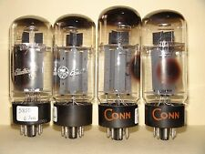 Quad RCA 7027A Vacuum Tubes Strong Results= 5850  5800  5800  6000