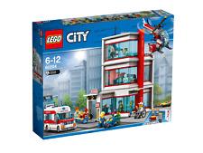 LEGO® City 60204 Krankenhaus NEU OVP_ Hospital NEW MISB NRFB