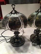 Two Touch Moose Table Lights