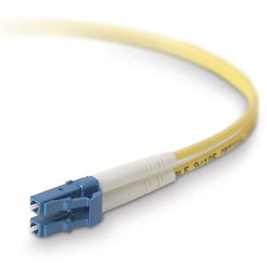 BELKIN COMPONENTS F2F802LL-15M NETWORK CABLE LC MALE 49 FT FIBER OPTIC