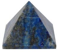 Harmonize Sodalite Pierre Pyramide Reiki spirituel de gu?rison de-JuS