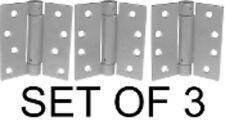 Set Lot of 3 Maxtech Commercial Spring Hinge Door Closer 4.5 x 4.5 USP
