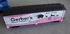 Vintage HO Scale Tyco Gerber Baby Food Box Car