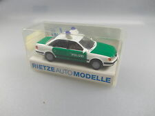 Rietze: Polizei-Wagen Nr.50423 Audi 100  (GK6)