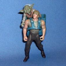 "Star Wars-dagobah Luc & Yoda 3,75 ""figure toy loose"