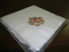 "The ESSO Oil Tiger---Pack Of Napkins---Factory Sealed---5"" x 5""---1960's"