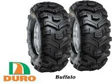 DURO BUFFALO ATV TYRES 25 x 10 x 12 6 PLY IN STOCK QUAD TYRE TRX YFM GRIZZLY