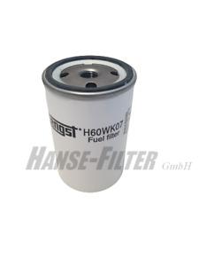 H60WK07 Original Hengst Kraftstofffilter; entspricht WK723 und P553004