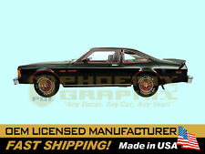 1980 Plymouth Volare Road Runner Decal Stripe Kit