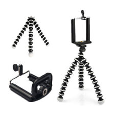 Generic Octopus Flexible Tripod Stand for GoPro Camera iPhone 6 6S Samsung Phone