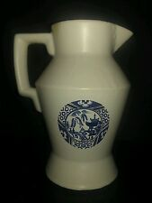 Vintage Nelson McCOY Blue Willow 8 Oz. Creamer Pitcher #336