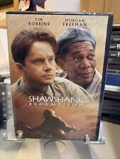 The Shawshank Redemption New Dvd Tim Robbins Morgan Freeman Widescreen Free Ship