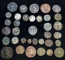 Monnaies Antiques, Romaines, Grecques dont NERO Alexandria Eagle Lot 35 Monnaies