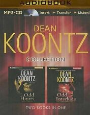 Dean Koontz Unabridged MP3 Audio Books