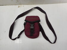 Samsonite Camera Case Model 190C Burgundy