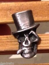 3/4 inch Grateful Dead Relix Smoking Dab Electric Sam Hippie Hat Tie Tack Pin
