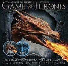 Music From GAME OF THRONES: Vol 1 Vinyl LP Ramin Diawadi/L'Orchestra Cinematique