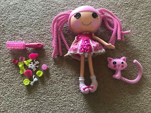 Lalaloopsy Doll with accessories