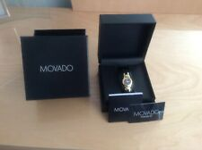 Ladies Movado Diamond watch