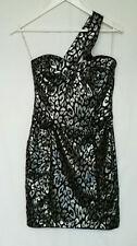 Lipsy Animal Print Regular Size Mini Dresses for Women