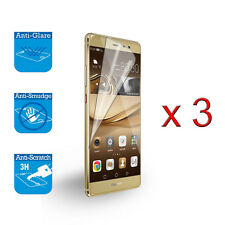 For Huawei P9 Screen Protector Cover Guard Film Foil x 3