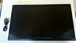 """VIZIO D32H-F0 32"""" in HD Smart LED TV No Base or remote, Scratches 720P For Parts"""