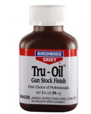 TRU-OIL GUN STOCK FINISH 3 FL OZ BOTTLE BIRCHWOOD CASEY - Shooting Guns #142