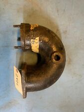 IP2526 907772 OMC Stringer Stern Drive 2.5 3.0 Curved Exhaust Elbow OLD STOCK
