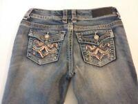 TwentyOne Black by Rue21 women's jeans size 3/4