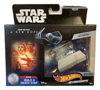 Hot Wheels Star Wars Starships Commemorative DARTH VADERS TIE FIGHTER Series 4/9