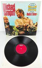 Vladimir Cosma – Michael Strogoff (Original Soundtrack) - DECCA - 1977 -LP