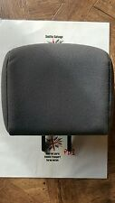 Peugeot 206 LOOK 2002 Rear Headrest in Mid/Pale Grey Gray VGC