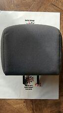 Peugeot 206 LOOK 2002 Rear Headrest in Mid/Pale Grey Gray VGC