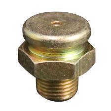 "Milton S-3220 1/8"" - 27 Pipe Thread Button Head Grease Gun Fitting - Box of 5"