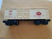 LIONEL POSTWAR 6014 WIX FILTERS BOXCAR - RARE