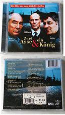 Zwei Asse & ein König - Die Hits aus dem ZDF-Dreiteiler . 2000 Ariola CD OVP/NEU