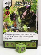 DC Dice Masters - #095 Lex Luthor Former President - Justice League