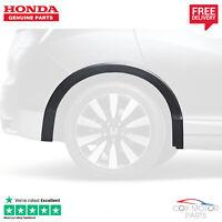 Genuine Honda Civic Left Front Grey Plastic Wheel Arch Protector 2012-2016